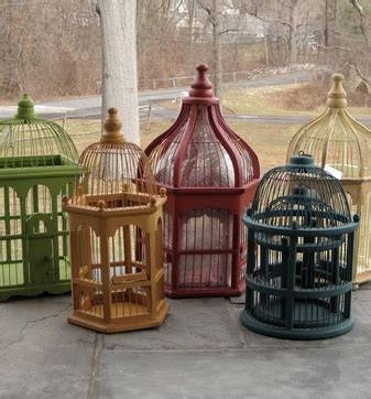 Decorative Wood Bird Cage by Decorative Birdcages Wood Iron Bird Cages For Display