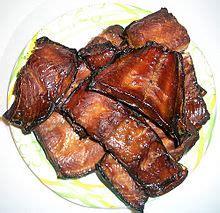 smoked salmon wikipedia