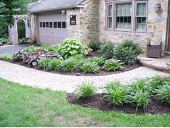 Front Entrance Landscaping Front Yard Landscaping Interlocking Brick Landscaping Ideas For Front Of House About Front Yard Landscape Designs Front Yard Landscaping Ideas Forget The Traditional Look Modern Front Yard Landscaping Ideas