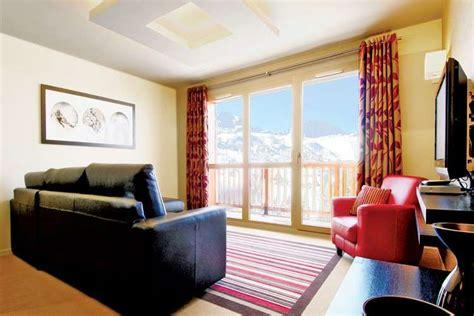 chalet hotel des deux domaines plagne iglu ski