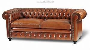 canape club en cuir With showroom canape cuir ile de france