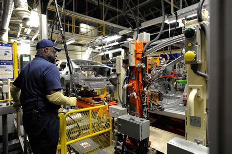 Hyundai Plant Montgomery by Hyundai Counts On Alabama Plant Thedetroitbureau