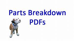 Furnace Parts Breakdown Pdfs