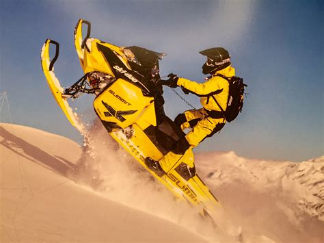 Snowmobile Industry Scoop On What's Coming Next