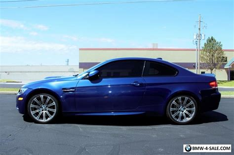 2009 Bmw M3 For Sale by 2009 Bmw M3 For Sale In United States