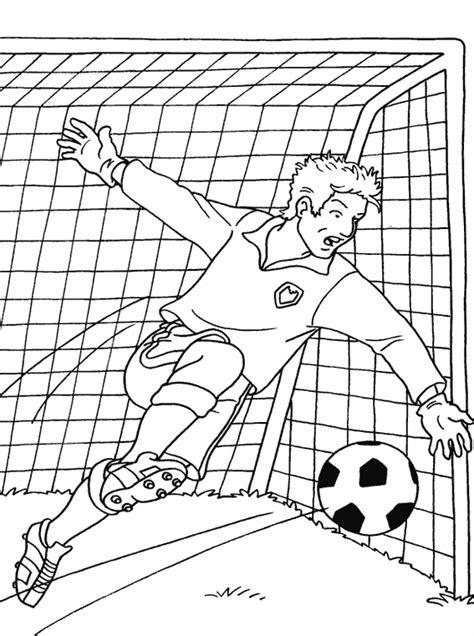 aide chambre des metiers coloriage sports football à colorier allofamille