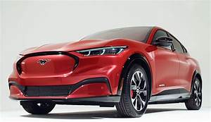 2021 Ford Mustang Mach-E Select Colors, Release Date, Interior, Price | 2020 - 2021 Cars