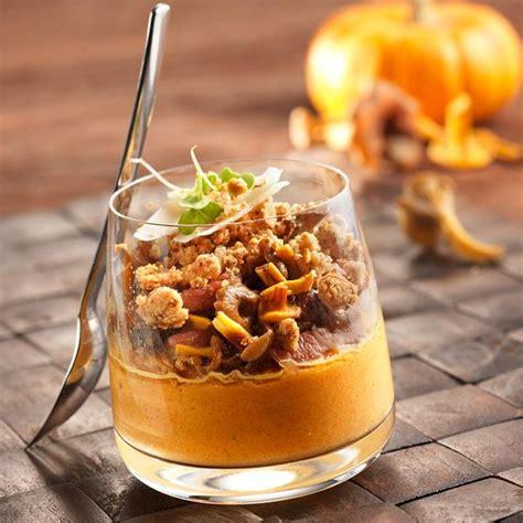 recette de crumble salé crumble de potiron recette cuisine recette crumble