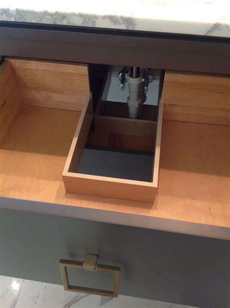 plumbing  hidden  cabinet doors   bath