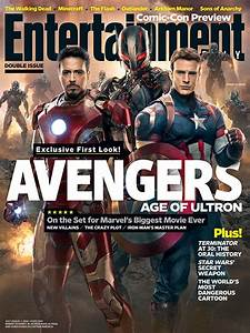 'Age of Ultron' First Look: Robert Downey Jr. and the ...
