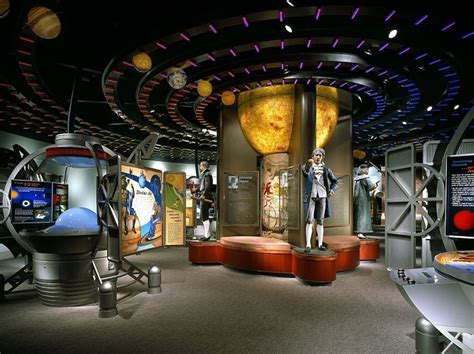 space exhibits google search science museum