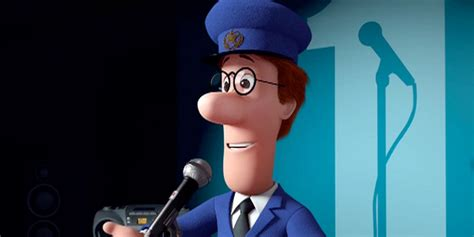 postman pat auditions for simon cowbell in x factor style show in new postman pat the