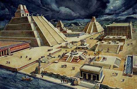 aztec religion crystalinks