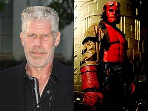 Ron Perlman, 'Hellboy' - Photos - Movie makeovers of the ...