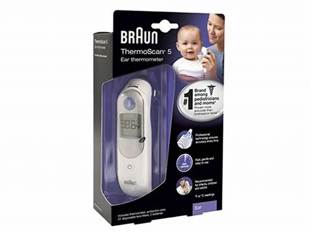 #Braun #Digital #Ear #Thermometer