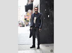 Street Style Leather Jackets For Men WardrobeLookscom