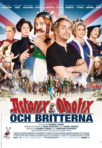 asterix obelix och britterna svenskt text video