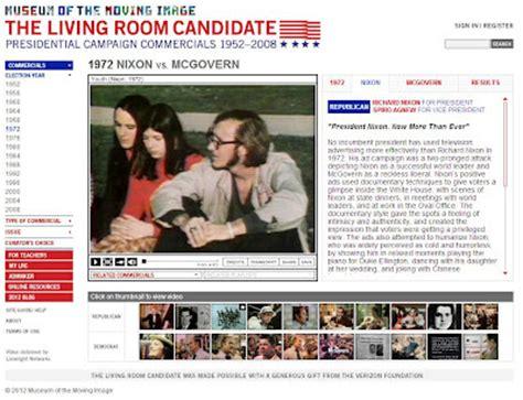 the livingroom candidate presidential debates teaching beyond the textbook