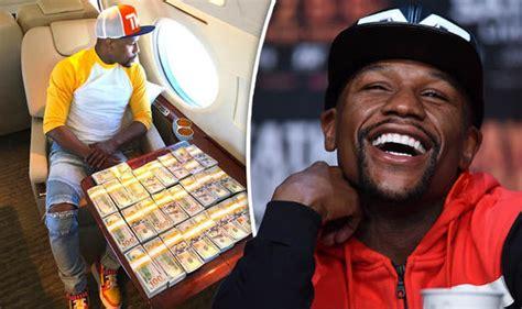 floyd mayweather net worth     boxer worth