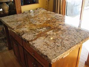 Kitchen Installed New Granite Stone Material For