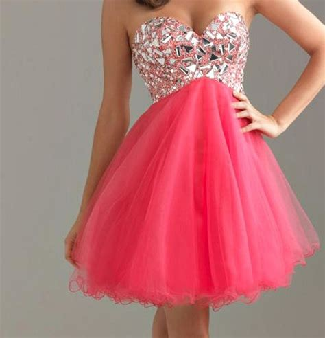Cute short sparkly party dresses