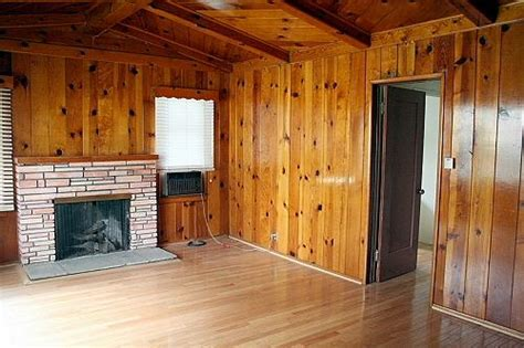 wooden interior walls how to install wood paneling