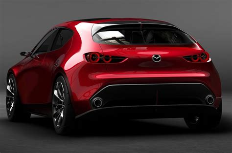 2019 Mazda Hatchback  Upcoming Car Redesign Info