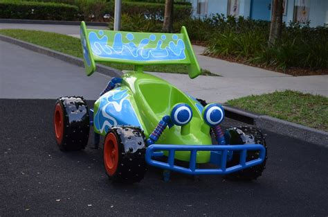 Photo Of Toy Story Rc Car