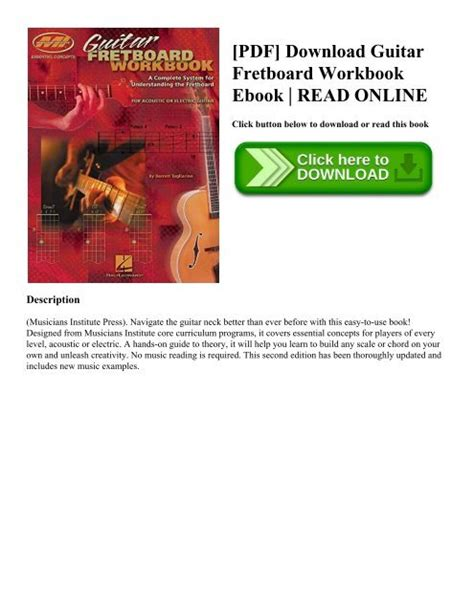 Guitarists of all levels will find a wealth of practical music knowledge in this special book with online audio access. Fretboard theory pdf free download - akzamkowy.org