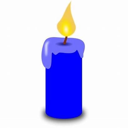 Candle Clip Clipart Melting Transparent Guru Taper