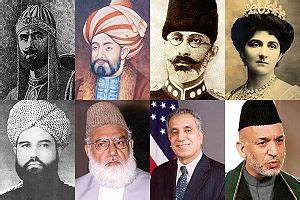 Pashtun people - New World Encyclopedia