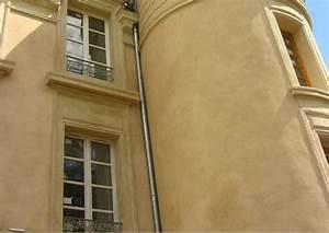 enduit a la chaux facades pinterest chaux la chaux With enduit a la chaux interieur
