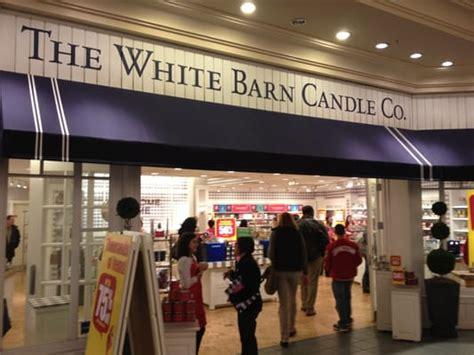 white barn candle company white barn candle company the easton columbus oh usa