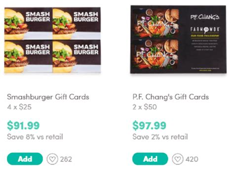 Smashburger Gift Card Balance