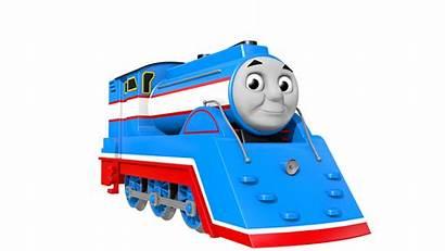 Engine Streamlined Tank Coal Xavier Pbs