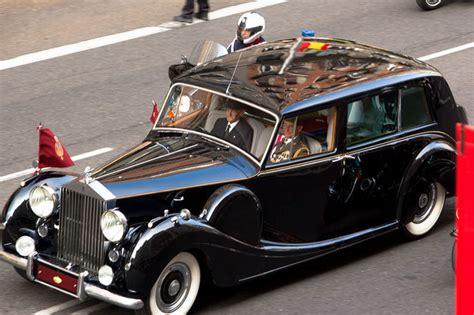 Los Rolls Royce De La Proclamación