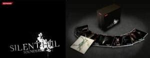 SILENT HILL SOUNDS BOX. Soundtrack from SILENT HILL SOUNDS BOX