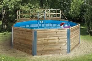 Pool Aus Holz : weka basic pool 593 b 471 571 cm fs montagen ~ Frokenaadalensverden.com Haus und Dekorationen