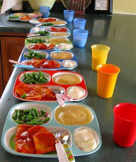 early cuisine supporting child wellness in early childhood education