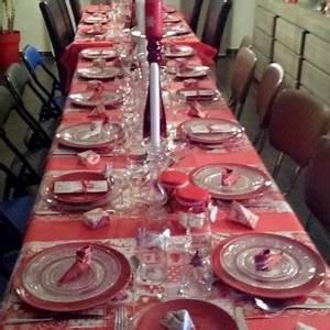 Table De Noel Traditionnelle : table de no l traditionnelle blog z dio ~ Melissatoandfro.com Idées de Décoration