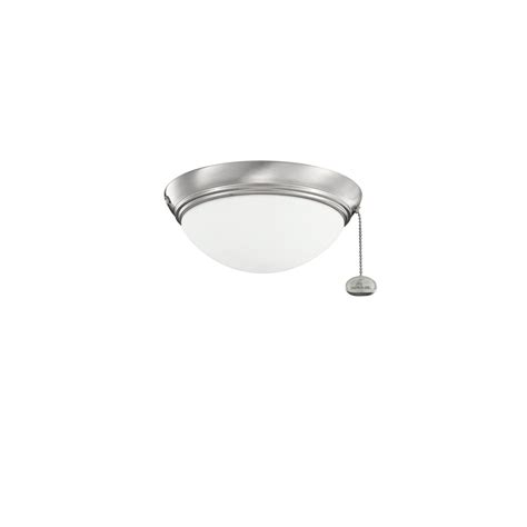 kichler lighting 380120bss low profile one light
