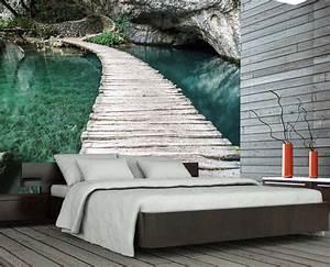 Mur Trompe L Oeil : 10 d corations murales trompe l il couper le souffle maison design ~ Melissatoandfro.com Idées de Décoration