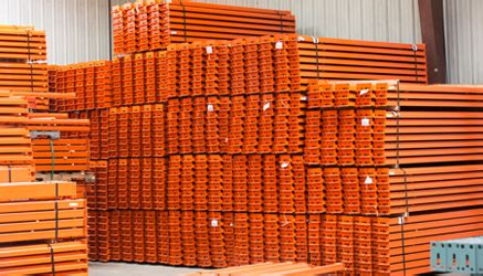 storage and material handling solutions chicago pallet racking il warehouse shelving il