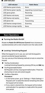 Excera Technology Ep5800vhf Digital Portable Radio User