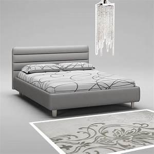 Coffre Lit 160x200 : lit coffre t te cadre de lit graphite moretti compact so nuit ~ Teatrodelosmanantiales.com Idées de Décoration
