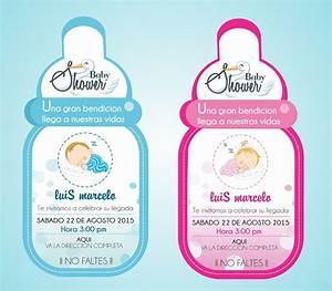 Tarjetas De Invitación Baby Shower, Bautizo Y Comunion Bs 4 000,00 en Mercado Libre