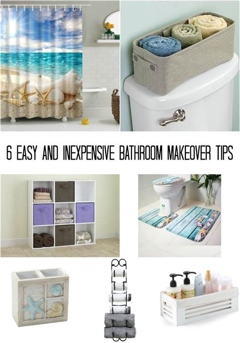 Bathroom Makeover Tips by 6 Easy And Inexpensive Bathroom Makeover Tips Knows