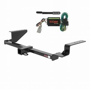 Curt Class 3 Trailer Hitch  U0026 Wiring For 2002