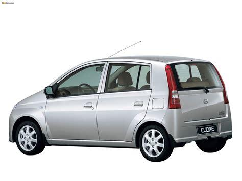 Daihatsu Cuore 5-door (l251) 2003–07 Wallpapers (2048x1536
