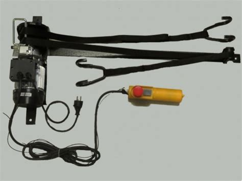 l ophangen katrol electrische fietstakel of fietslift kopen